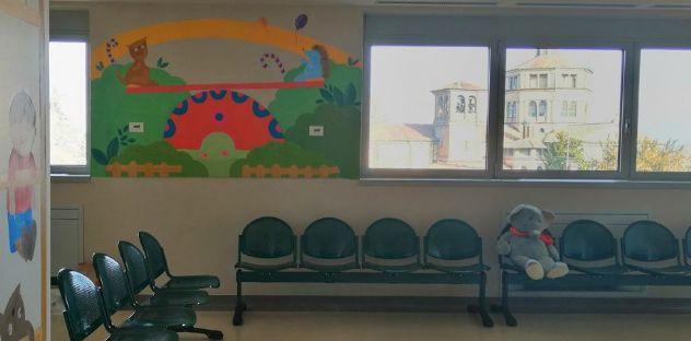 Pronto soccorso pediatrico: nuovi spazi